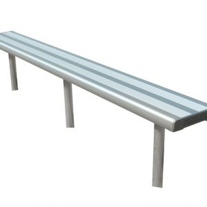 2mtr In-Ground Bench Seat 1