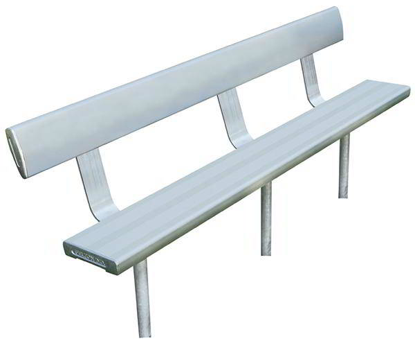 Felton In-Ground Bench Seat W