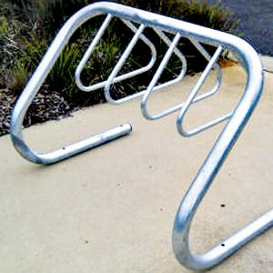 4-Bay Bike Hanger Stand