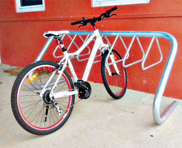 Felton Industries 7-Bay Bike Hanger Stand