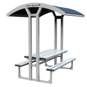 Deluxe Broadroof Shelter 1