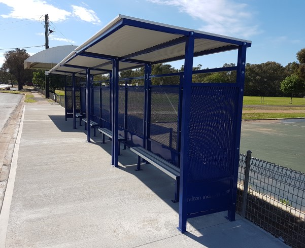 Felton Bus Shelter