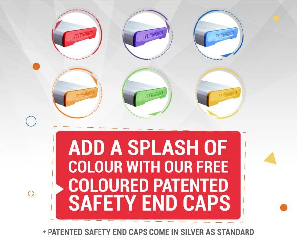 Felton Free Safety End Caps Product