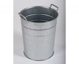 Felton Galvanised Up-Handle Bin