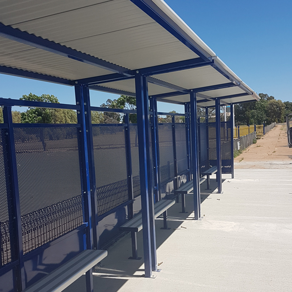 Lachlan Shire Council - Bus Shelters 10