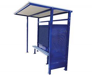 Modular Bus Shelter