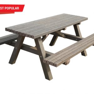 Peak A Frame Picnic Table