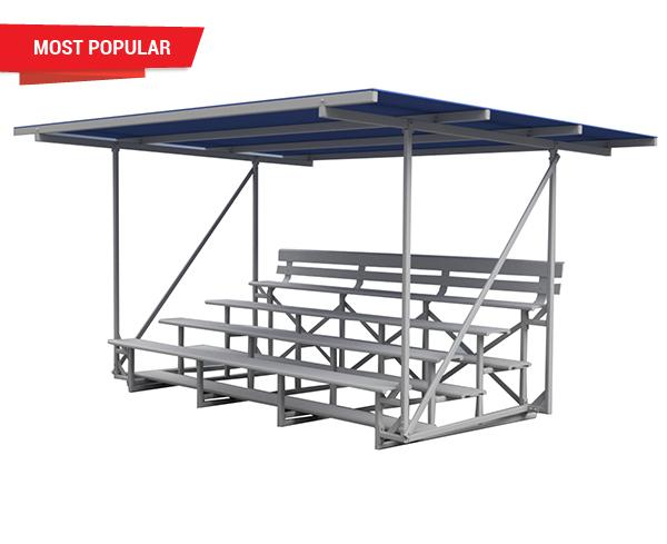 Felton Sunsafe Select Grandstand seating