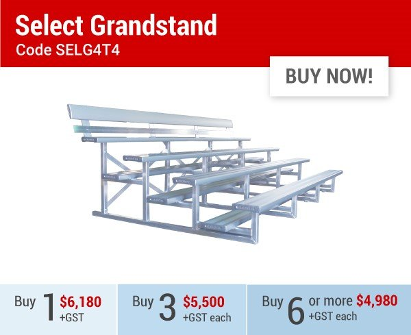 Felton Select Grandstand