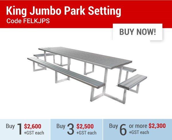 King Jumbo Park Setting