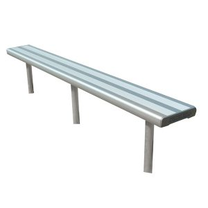 IN-GROUND BENCH SEATING