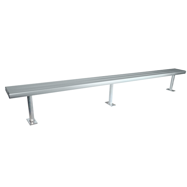 ABOVE GROUND BENCH SEATING