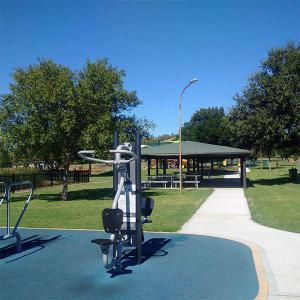 Felton Bolt Down Park Setting at Parkes Shire Council