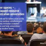Felton Outdoor Spaces for Australian Universities