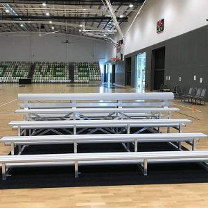 Felton Select Grandstand at Wanneroo Basketball Association Grandstand Seating