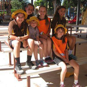 Felton Bolt Down Park Setting at Whyalla Town Primary