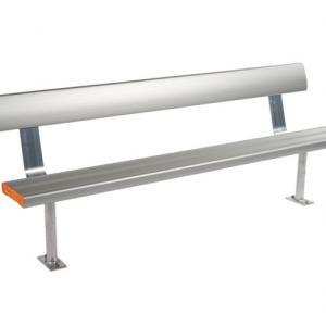 Felton 2mtr-Industry-Above-Ground-Bench-Seat-With-Backrest