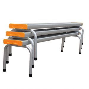 Industry-2mtr-Free-Standing-Stackable-Bench-Seat