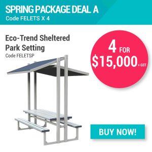 Felton Spring Package Deal - Eco-Trend Sheltered Park Setting