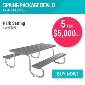 Felton Spring Package Deal - Park Settings