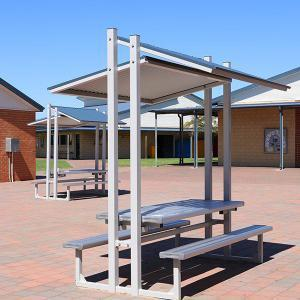 Felton EcoTrend Sheltered Park Setting at Mandurah Baptist College