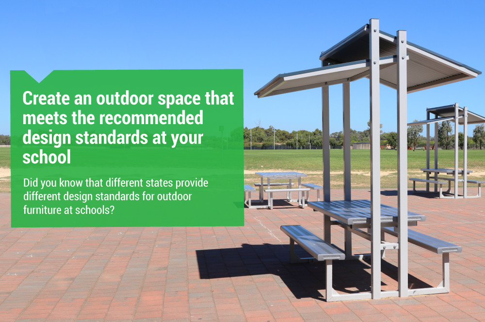 Create an Outdoor Space at your school