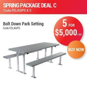 Felton Industries Spring Package Deal C