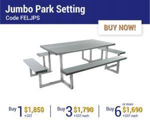 Felton Industries Jumbo Park Settings - Super Savings Season