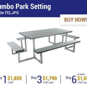 Felton Industries Jumbo Park Settings - Super Savings Season