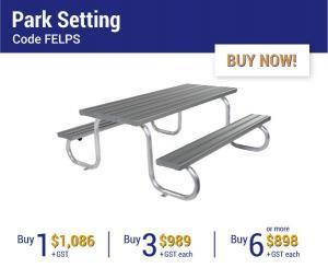 Felton Industries Park Settings - Super Savings Season