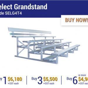 Felton Industries Select Grandstand Settings - Super Savings Season