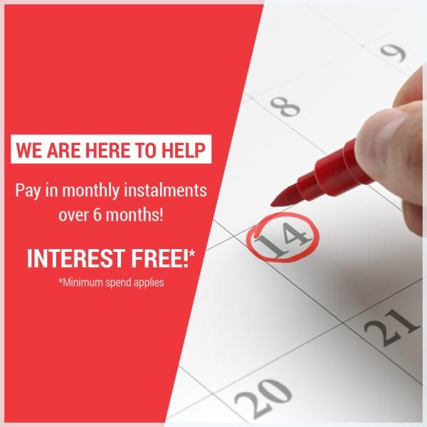 Felton Industries instalment payment option