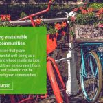 Creating sustainable green communities
