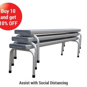 Stackable Bench Seat 10% OFF