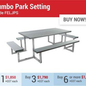 Felton EOFY Jumbo Park Setting