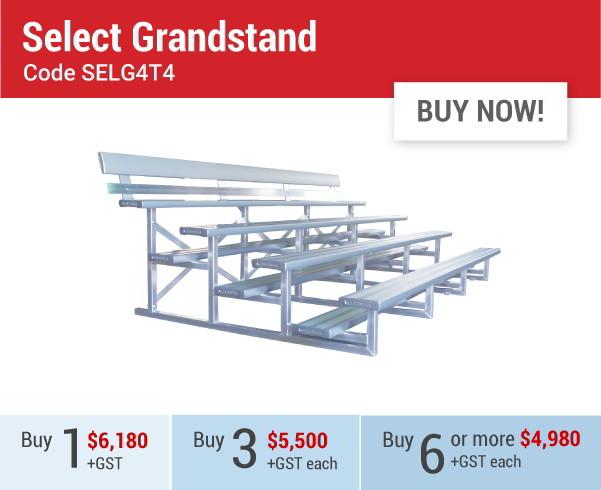 Felton EOFY Select Grandstand
