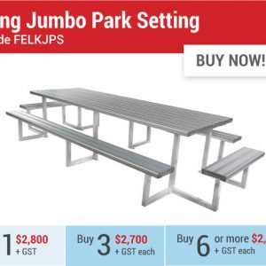Felton EOFY King Jumbo Park Setting
