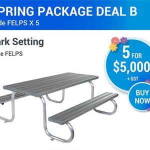 Felton Spring Sale Package Deal B