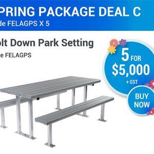 Felton Spring Sale Package Deal C
