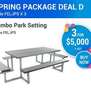 Felton Spring Sale Package Deal D