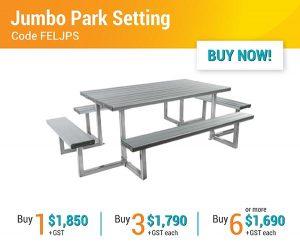 Felton End of Year Sale Jumbo Park Settings
