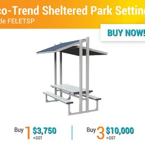 Felton End of Year Sale Eco-Trend Sheltered Park Settings