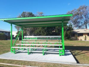 Felton Sunsafe Select Grandstand at Pine Rivers